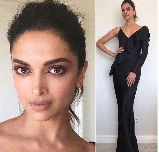 Deepika Padukone style look