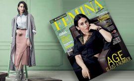 Femina Captivates Us With Karisma Kapoors