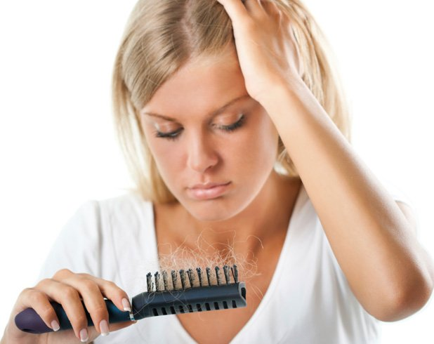 Hair loss side effects