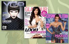 Kim Kardashian Fashion Years