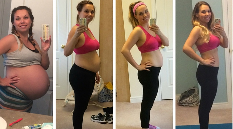 How To Lose Baby Weight – The Healthy Way