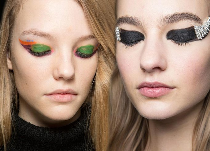 Makeup Trends for spring fir ladies