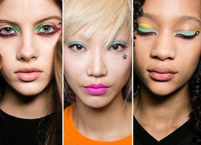 Makeup Trends for spring for lady