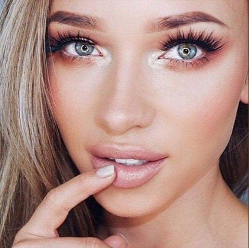 Makeup trends for ladies