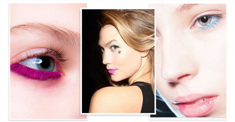 Makeup trends for lady