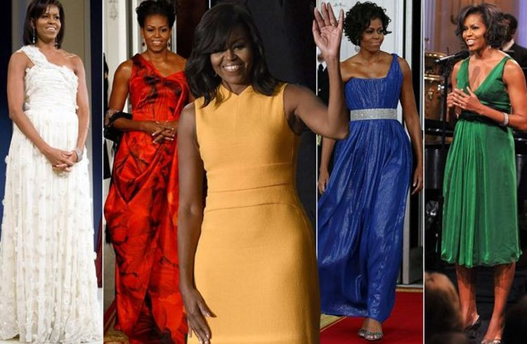Michelle obama fashion outfits