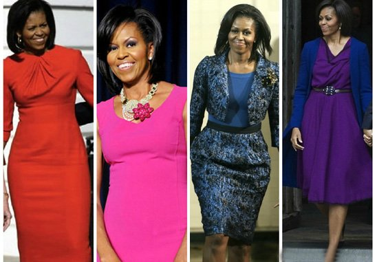 Michelle obama outfits