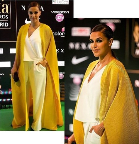 Neha Dhupia fashion