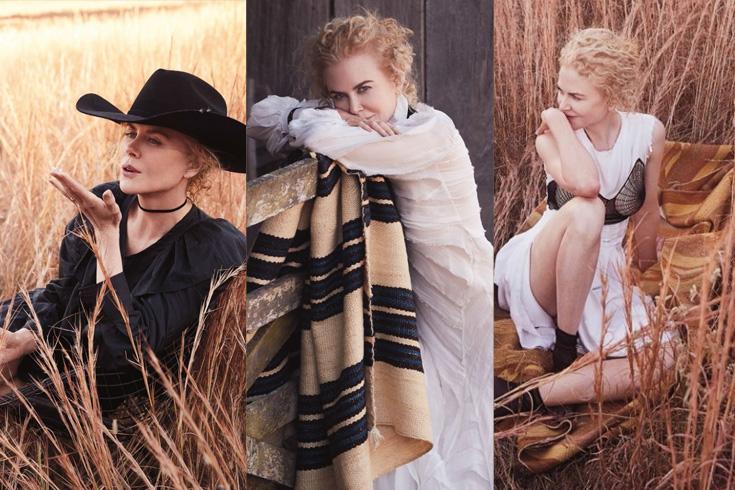 Nicole Kidman style