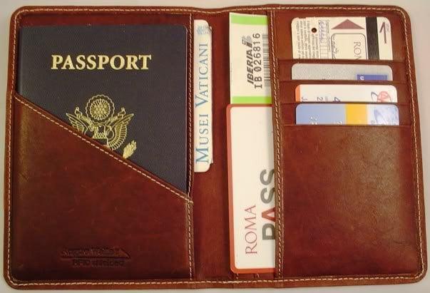 Passport Holder For Women who loves travel