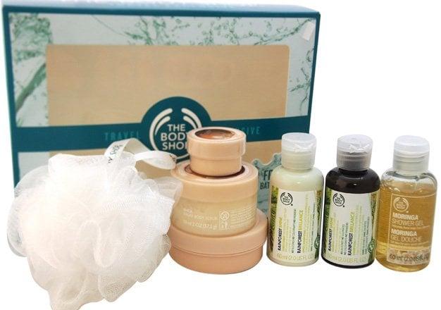 Travel Shower Essentials For Women who loves travel