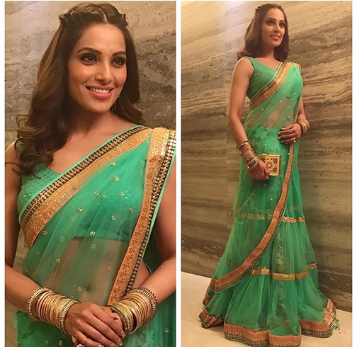 Bipasha Basu Diwali Fashion