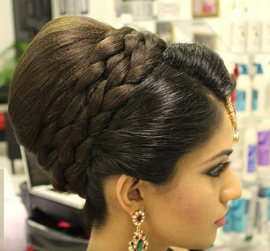 Braided Boundary Sophisticated Bun
