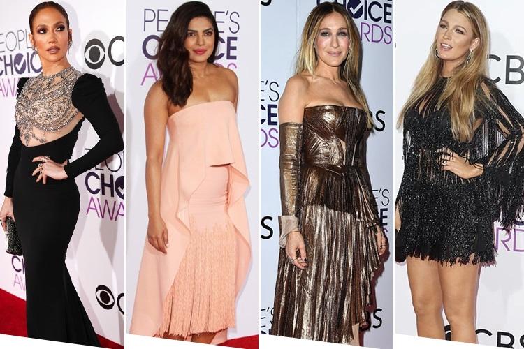 Celebrity Red Carpet Dresses