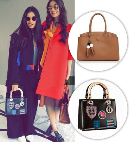 Celebs Handbags