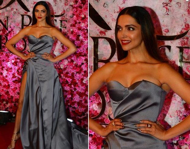 Deepika Padukone Hairdo Style