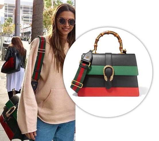 Deepika Padukone Handbags