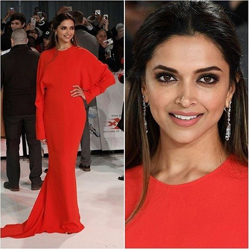 Deepika Padukone in Stella Mccartney