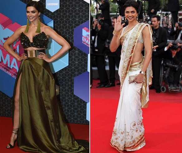 Deepika Padukone International Fashion