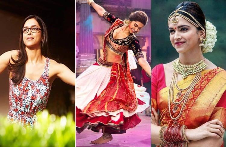 Deepika Padukone Movie Styles