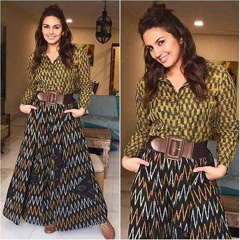 Huma Qureshi in Bungalow Eight