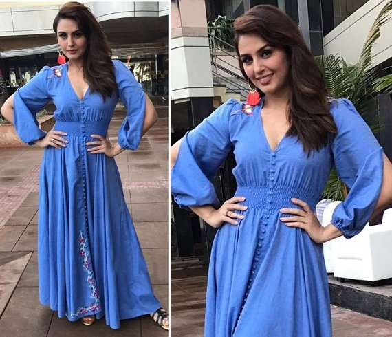 Huma Qureshi in Hemant and Nandita