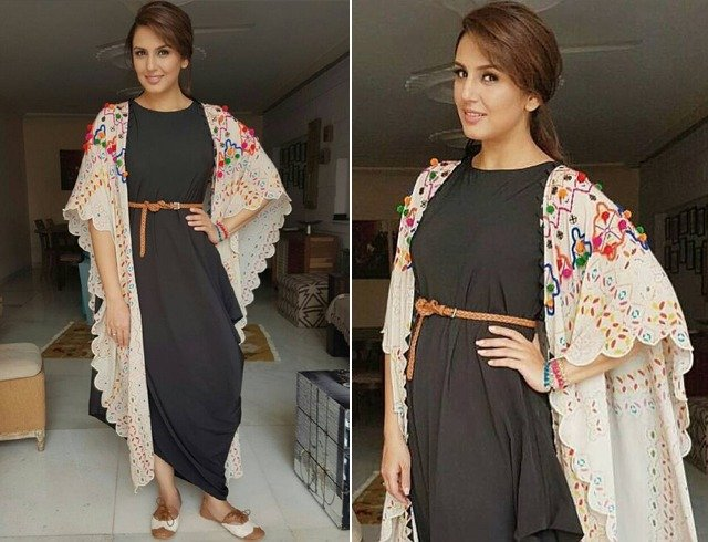 Huma Qureshi Outfit