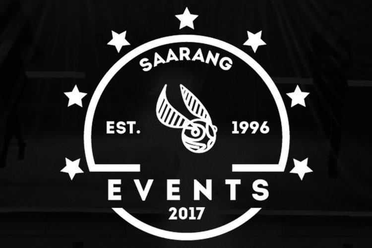 IIT Saarang 2017