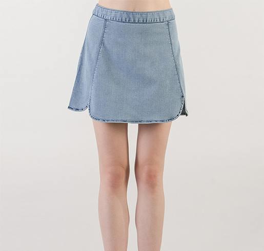 Jean Skirt Online Shoping