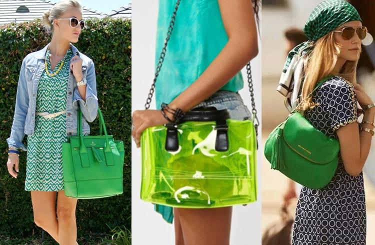 Pantone Handbags