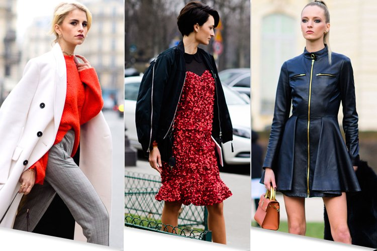 Paris Couture Weeks Street Style