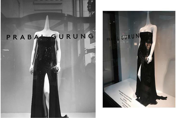 Prabal Gurung Latest Collections