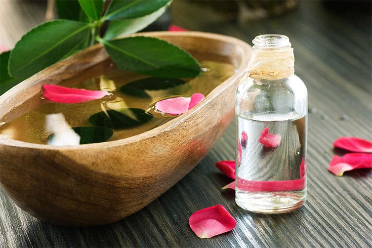 Rose Water for Health