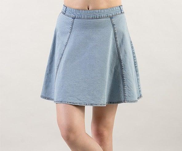 Skater Skirts Online Shopping