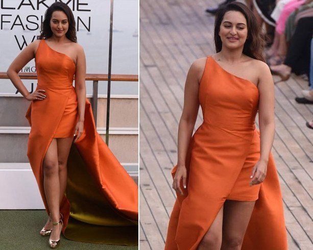 Sonakshi Sinha LFW Collections