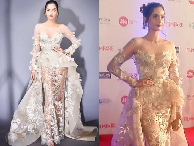 Sonam Kapoor Filmfare Awards