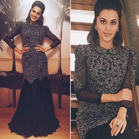 Taapsee Pannu Fashion Outfit