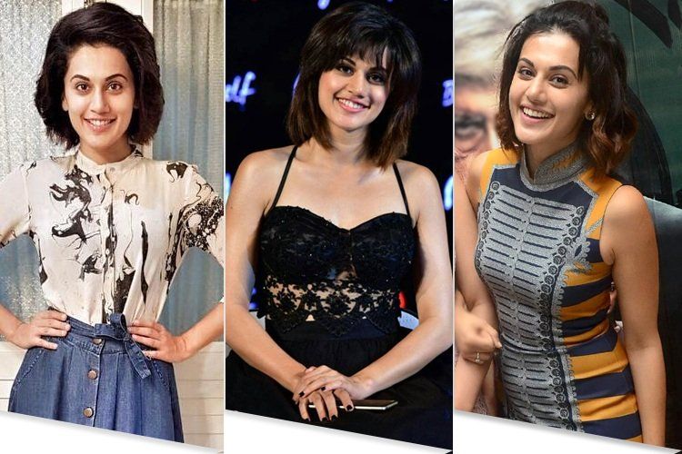 Taapsee Pannu Outfits
