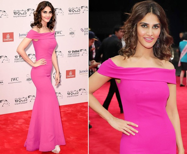 Vaani Kapoor in Theia Couture