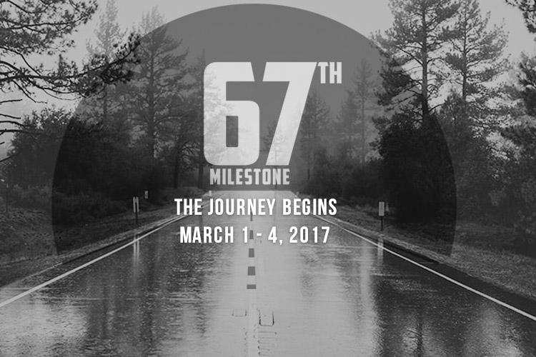 67th Milestone 2017