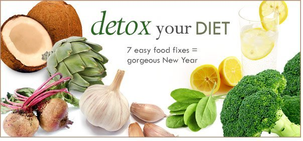 7 day detox diet menu