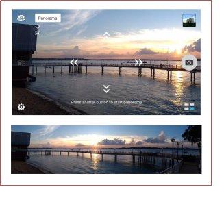 ASUS Zenfone Backlight HDR Mode