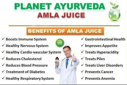 Amla juice patanjali product