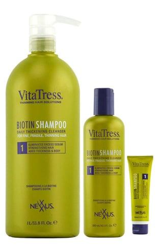 Does shampoo with biotin work