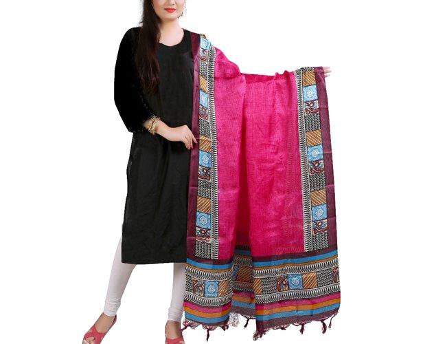 Bollywood Mysore Silk Dupatta