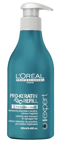 Brazilian keratin shampoo