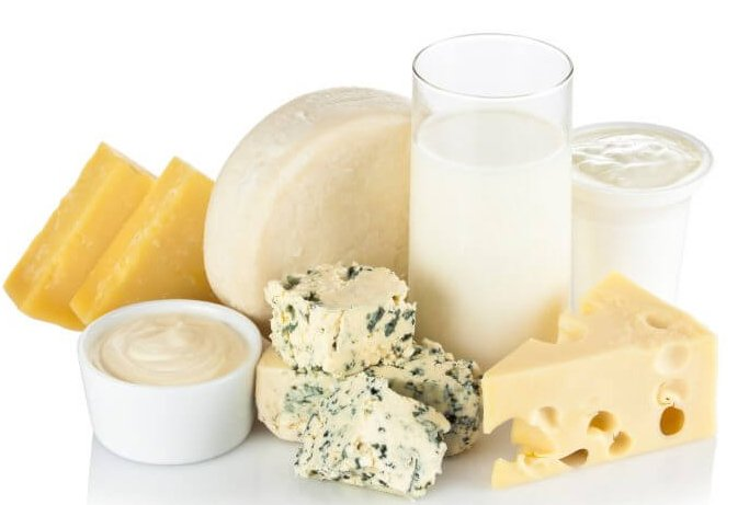 Breastfeeding Dairy foods to avoid