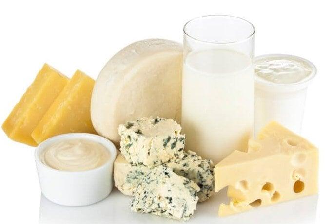Breastfeeding Dairy foods to avoid