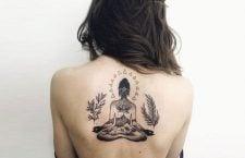 Buddha Tattoos for women