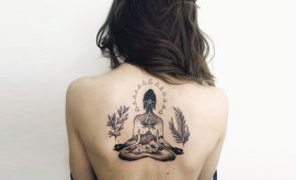 Buddha Tattoos for women
